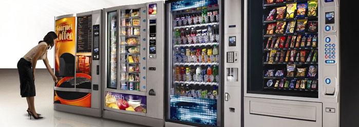 Canteen Vending Equipment - VVS Canteen