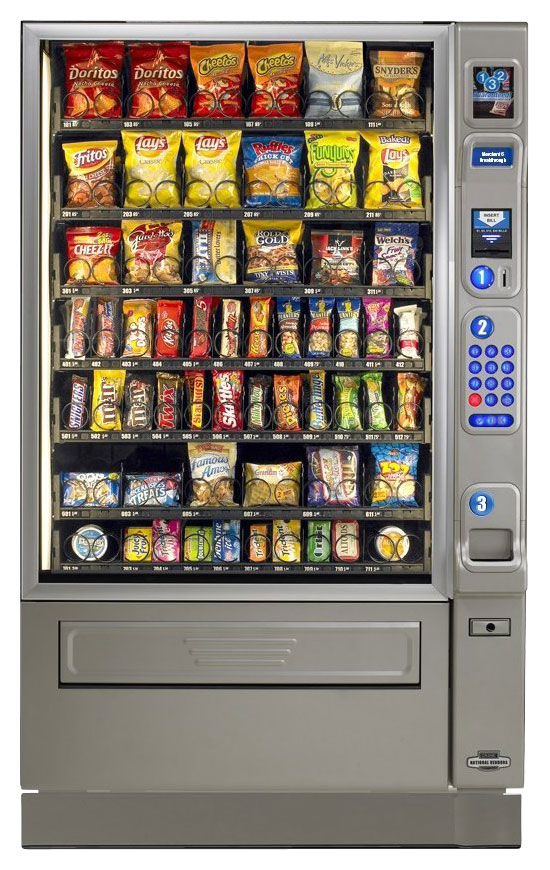 Canteen Vending - VVS Canteen