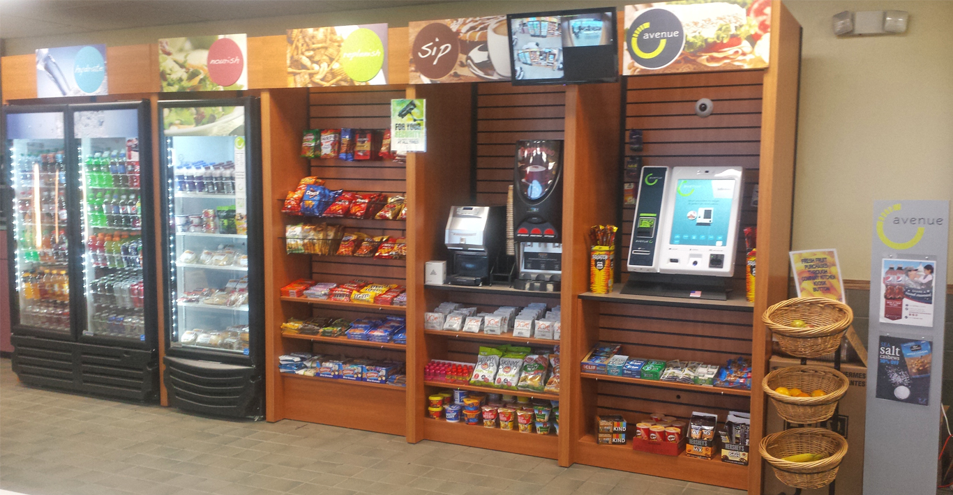 New Micro Market At Cargill In Columbus, Nebraska
