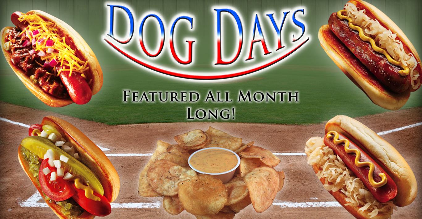April Promo - Dog Days