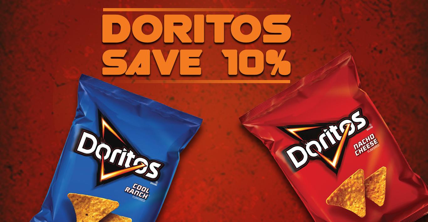 Micro Market Doritos Promo