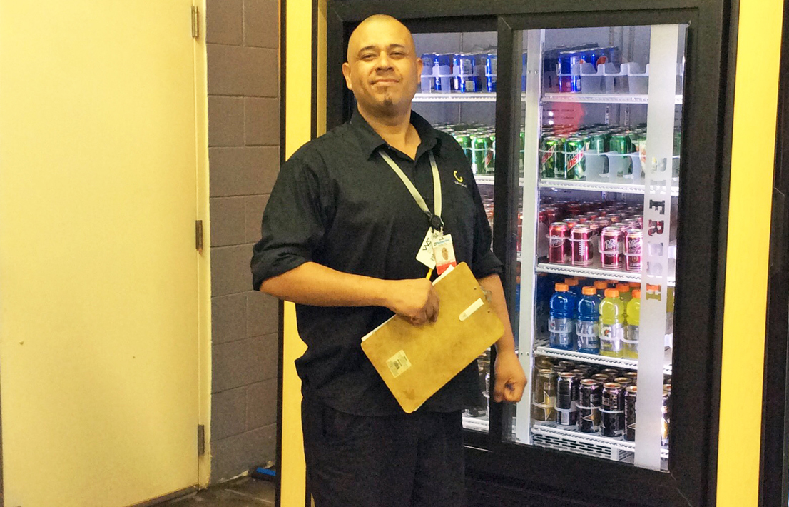 Employee Spotlight: David Castillo