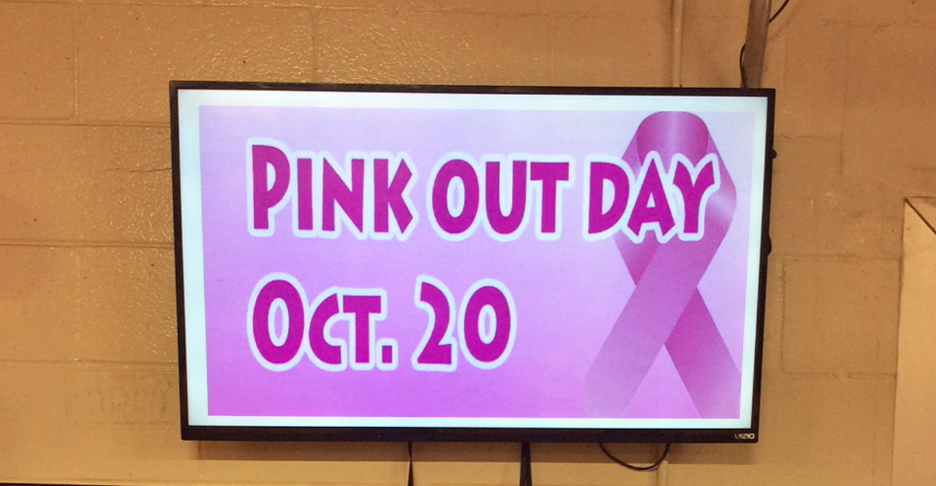Cargill Friona Pink Out Day!