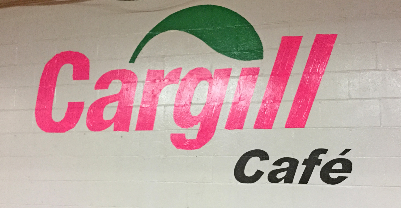 Cargill Friona Pink Out Day