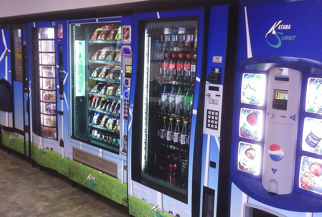 Canteen Vending Equipment Vvs Canteen