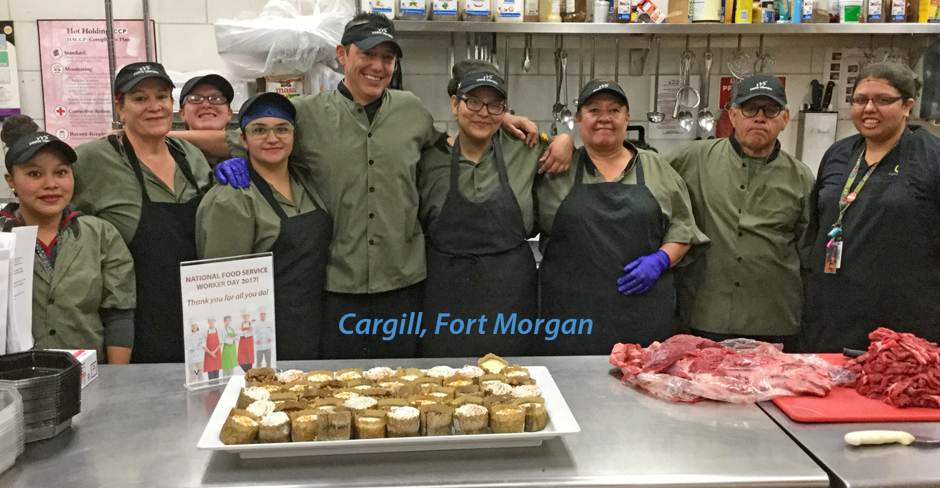 National Foodservice Worker Day Recap