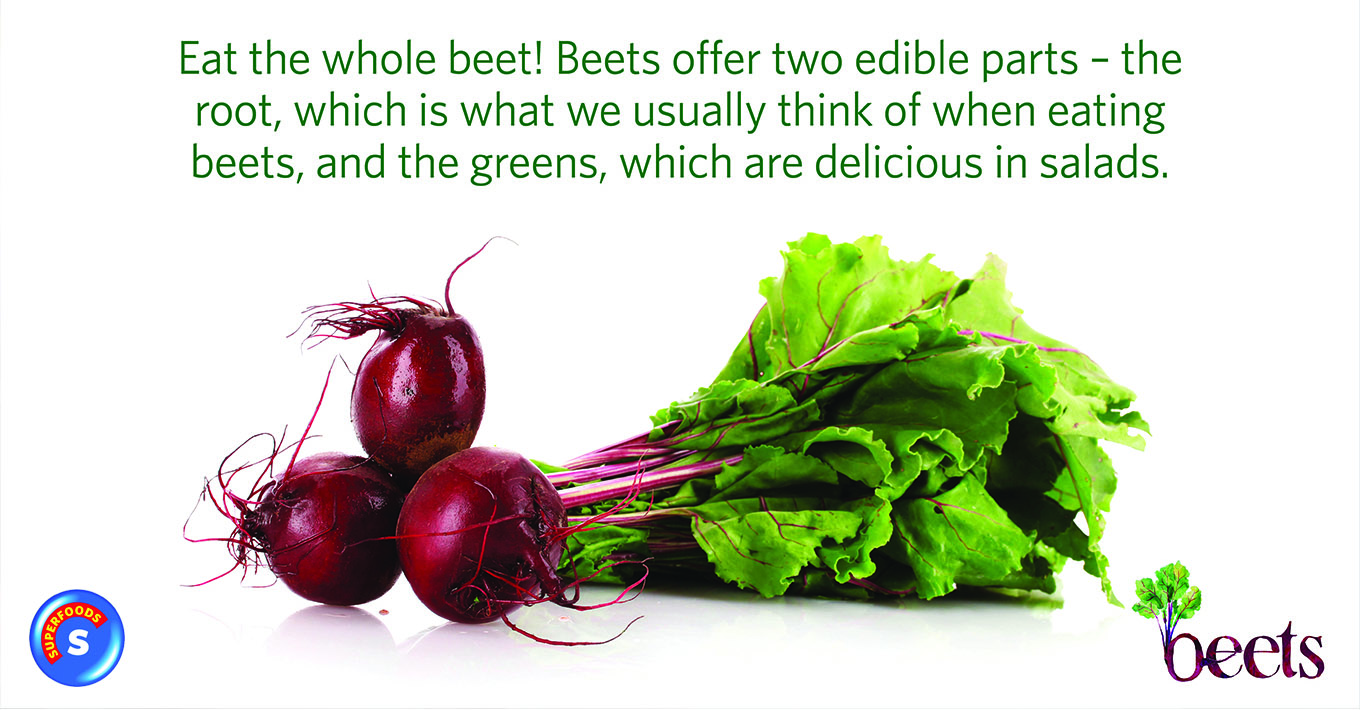 September SUPERFOOD - Beets