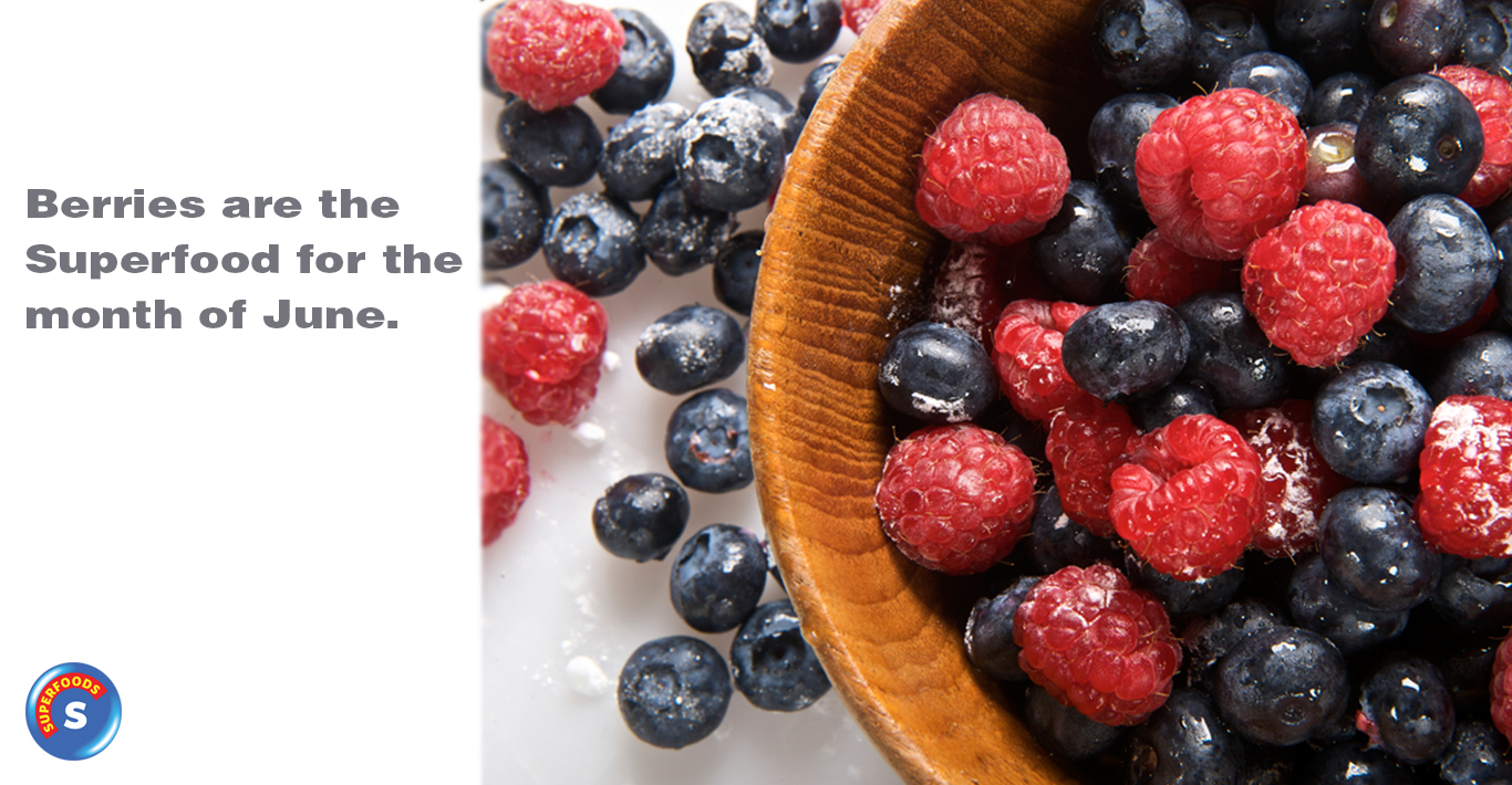 SUPERFOODS: Berries