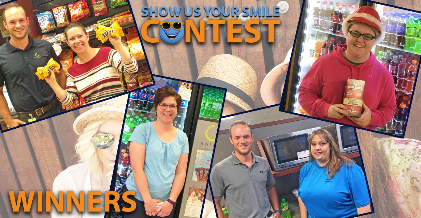 Show Us Your Smile May Winners