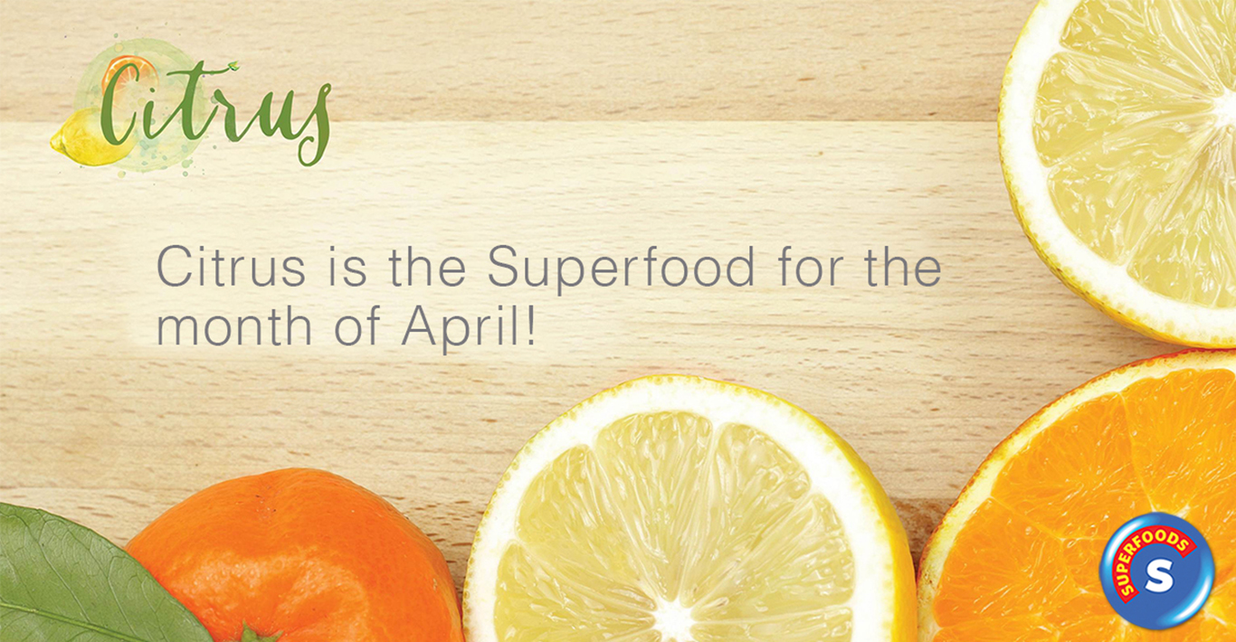 SUPERFOOD: Citrus