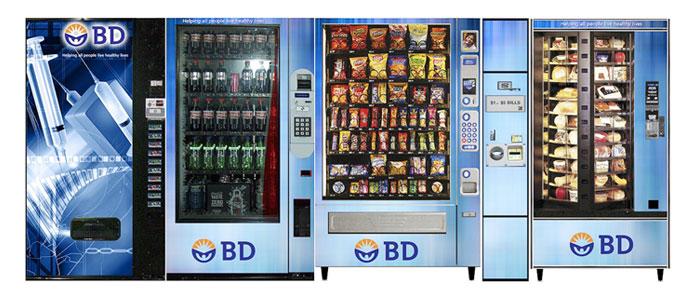 BD Vending - VVS Canteen
