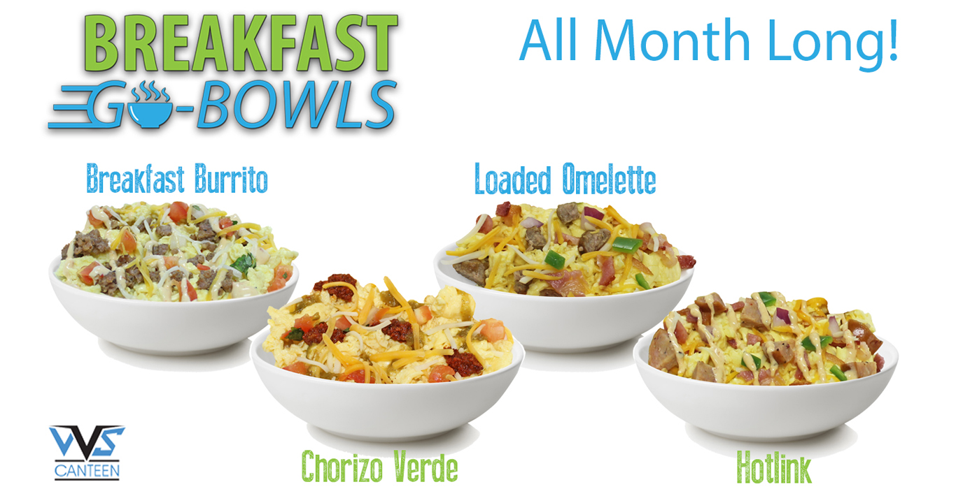 New Breakfast Go-Bowls Are Here!