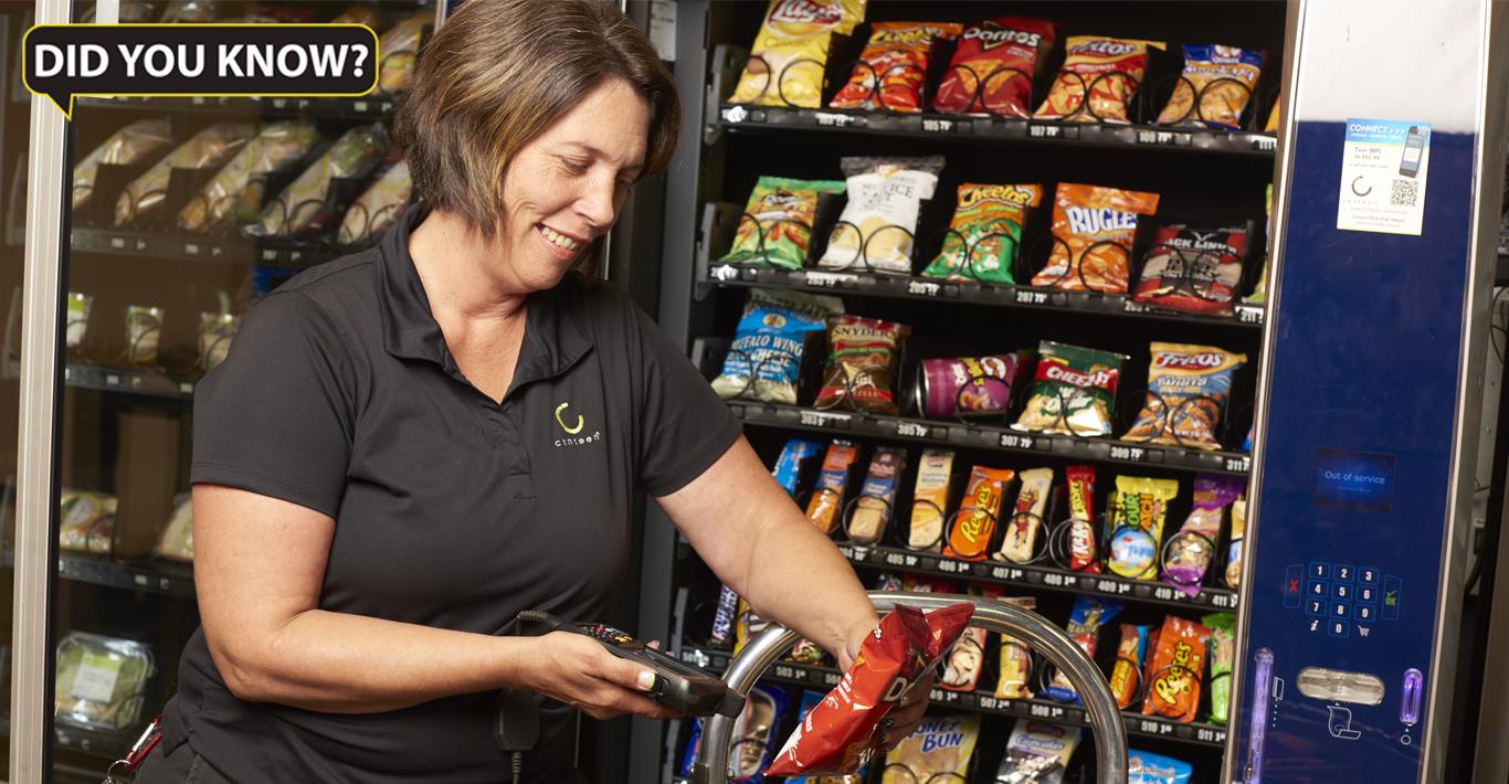 Route Driver - Vending Service