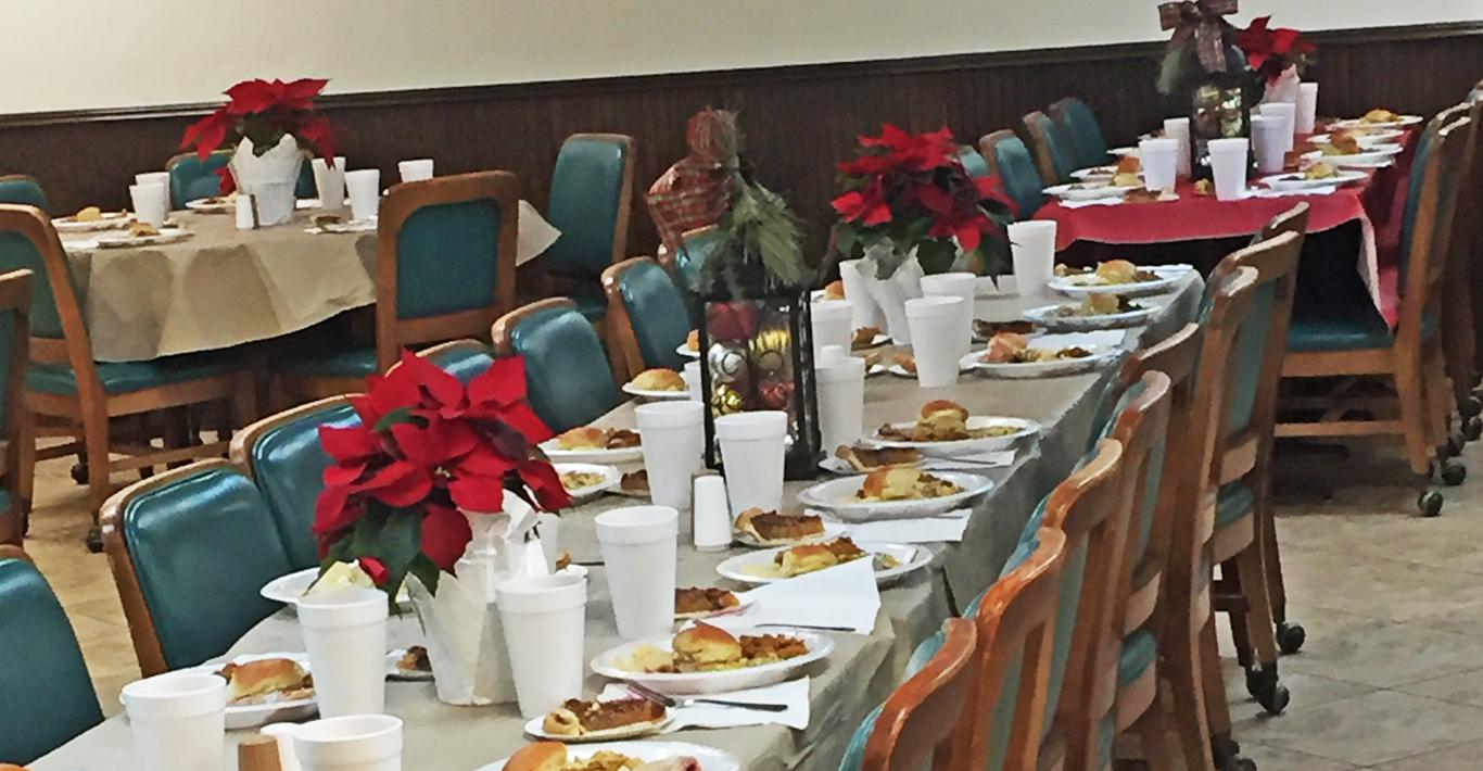 Faith City Ministries Christmas Dinner