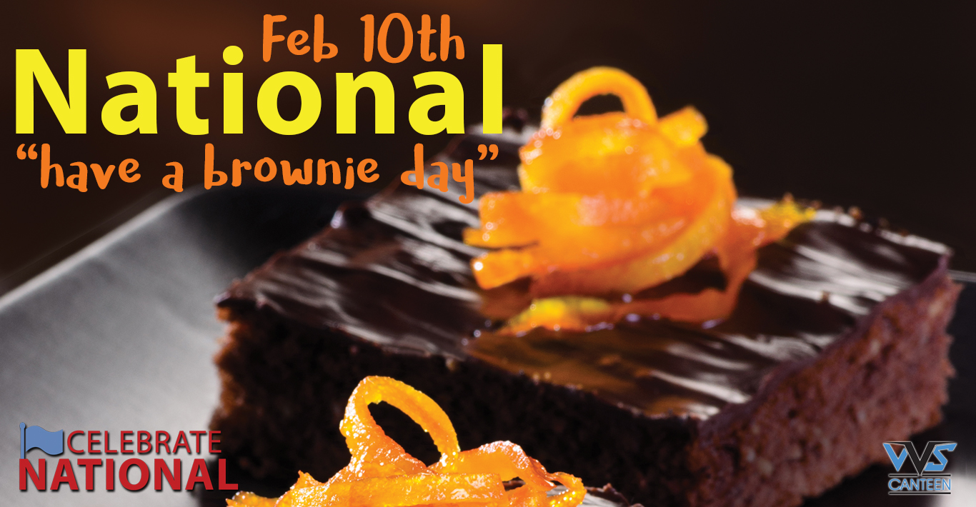 Celebrate National Brownie Day!