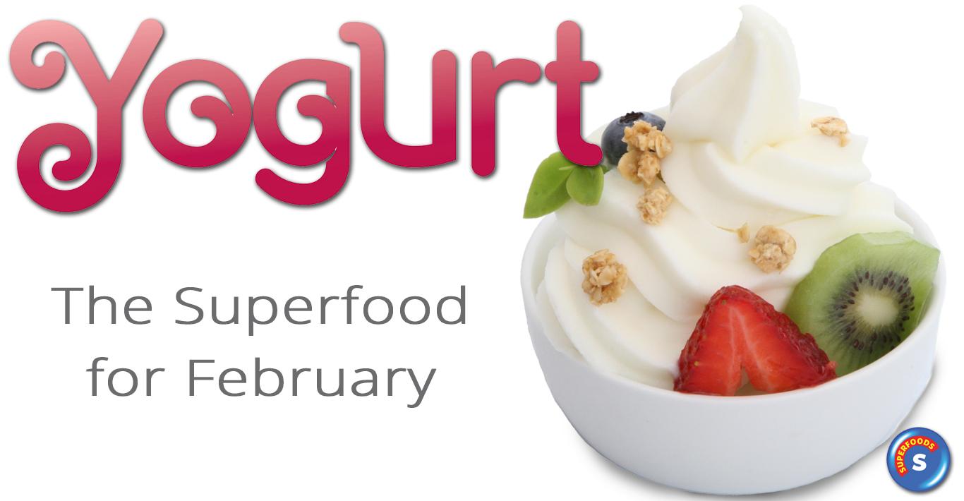 SUPEROOD: Yogurt