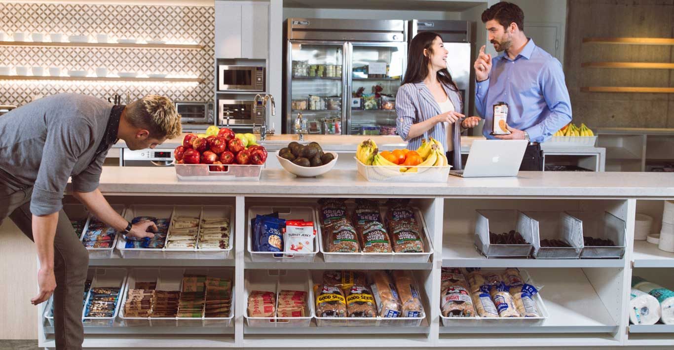 Why Provide Pantry Service?